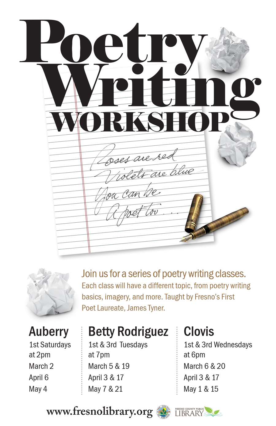 Spring-poetry-writing-class-auberry-betty-clovis-2019