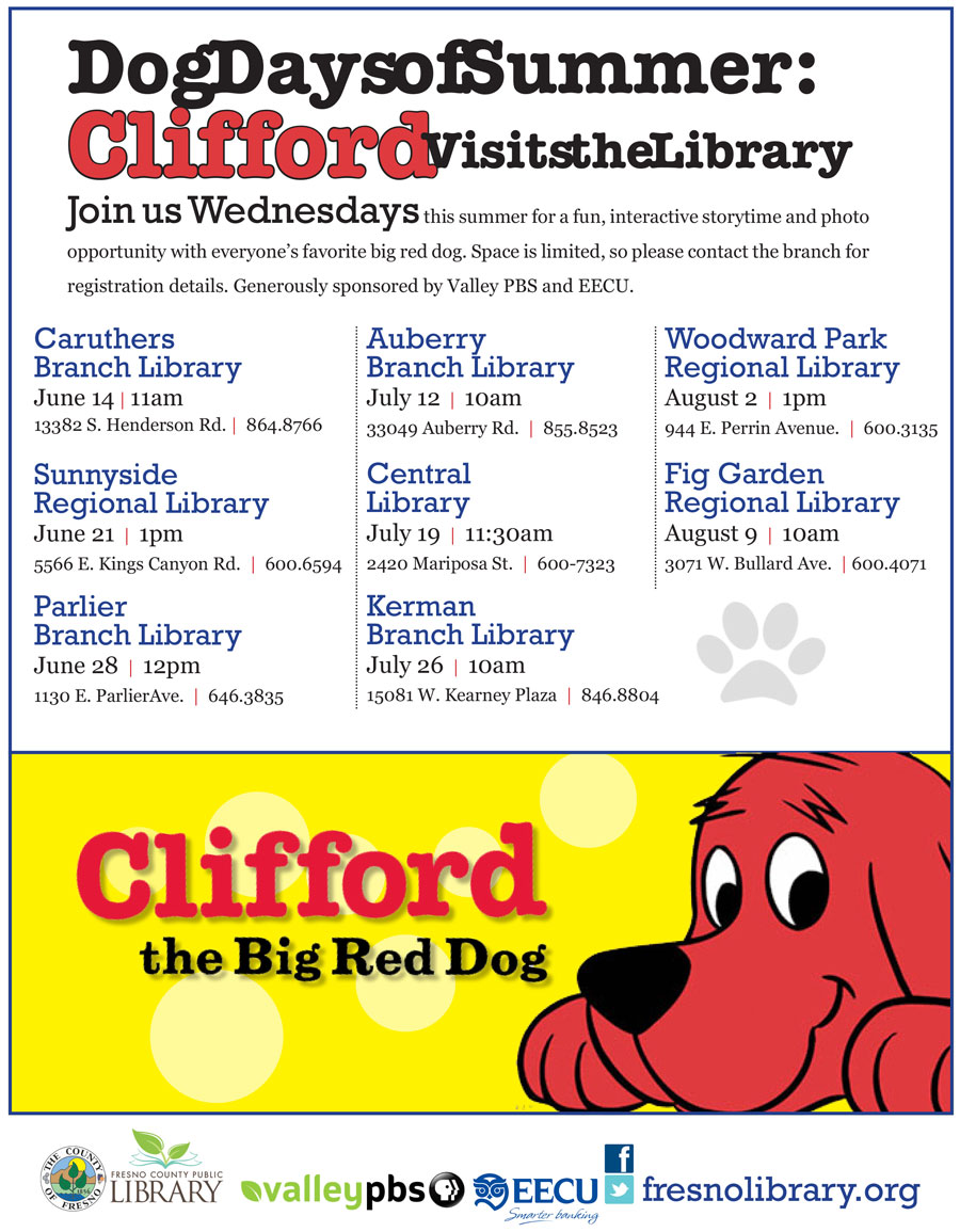 clifford-visits-the-library2017