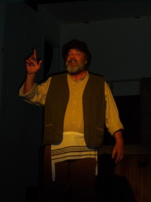 Matt Wiebe as Tevye
