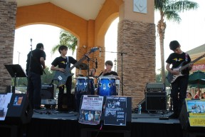 SNV kids performing at the 2011 Festival of Hope in Tulare