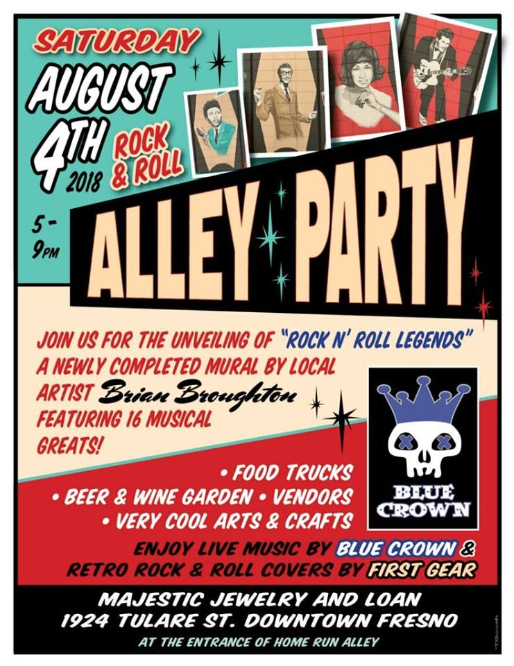 AlleyParty