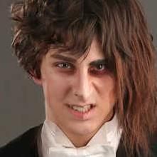 Bryce Moser & Isaac Ellis fused together as Jekyll/Hyde