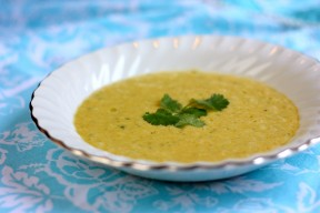 Mango Spiced Soup