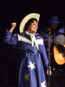 Sylvia Tajerian Garoian as Patsy Cline