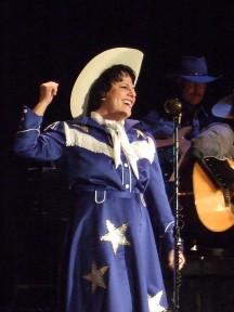 Sylvia Tajerian Garoian as Patsy Cline