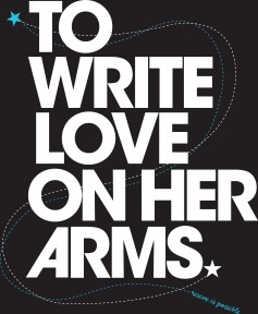 Logo provided by TWLOHA