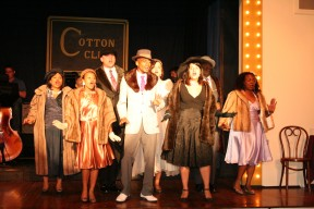 Cast of Ain't Misbehavin'