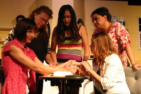 Cast of Steel Magnolias