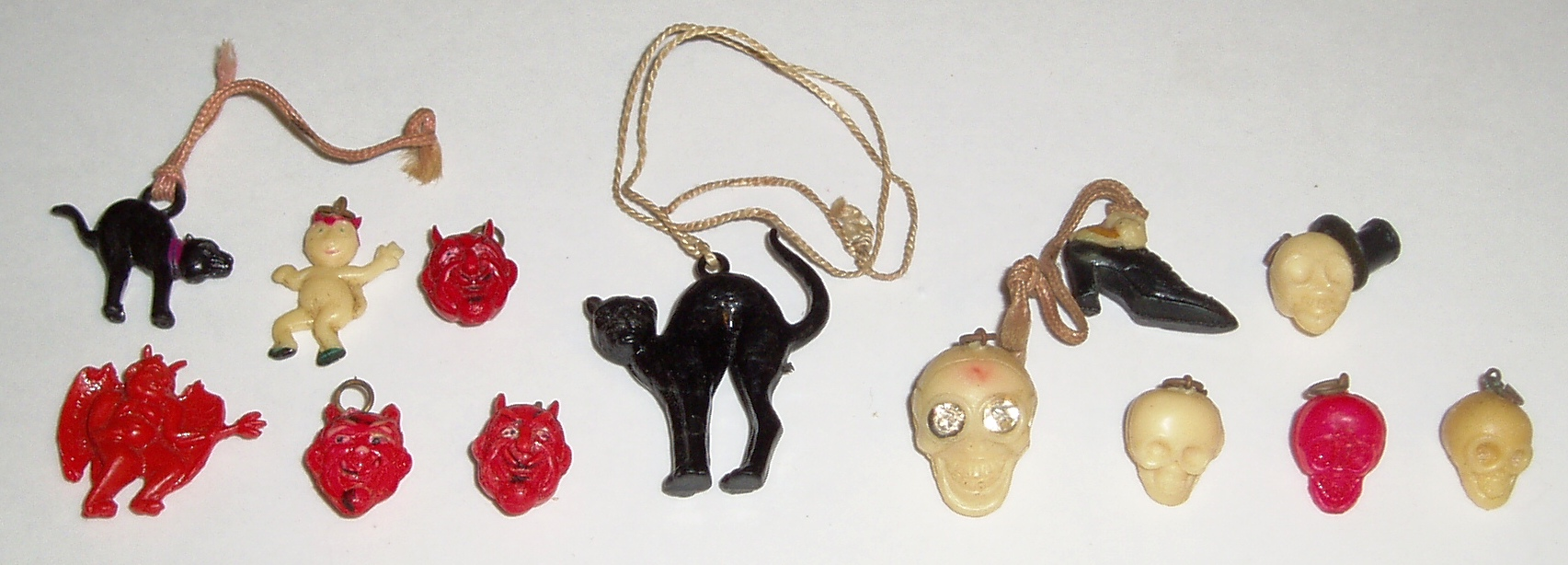 tiny treats kitchen collectibles for halloween more kings celluloid gumball charms charms