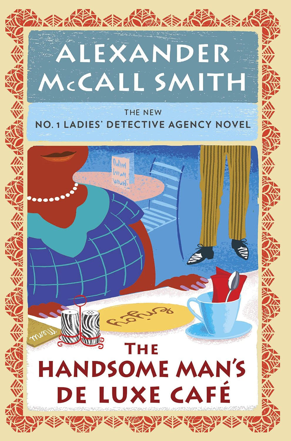 a short review of the no1 ladies detective agency a novel by alexander mccall smith Bug muldoon and the garden of fear teacher's pack  alexander mccall smith  from the no1 ladies' detective agency,.