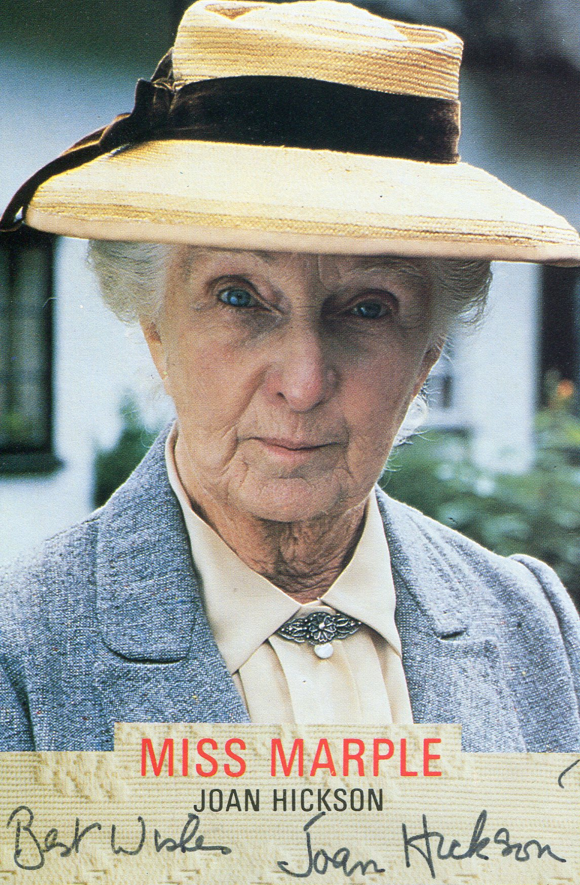 joan hickson young