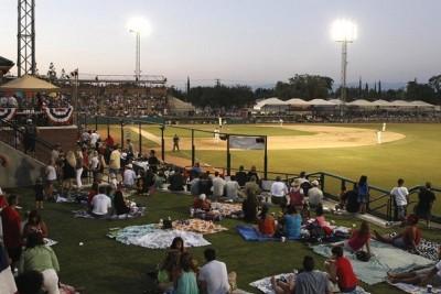 Visalia Ballpark 2