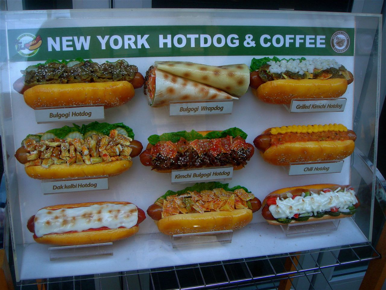 Chicago Hot Dog In Nyc
