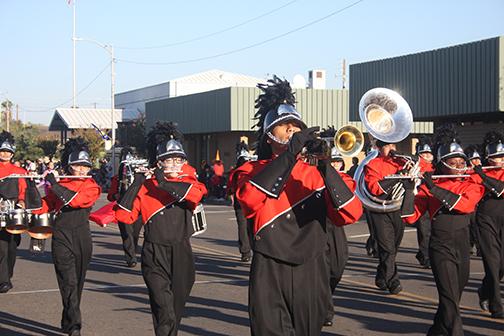 Valley Parades Selma Rotary Marching Band Festival Parade Kings