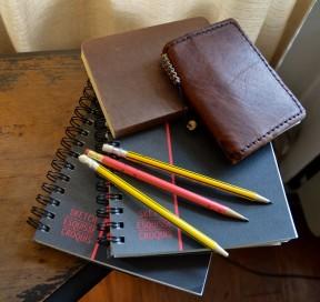 sketch books
