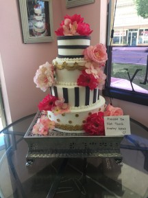 One of Aimee's cakes