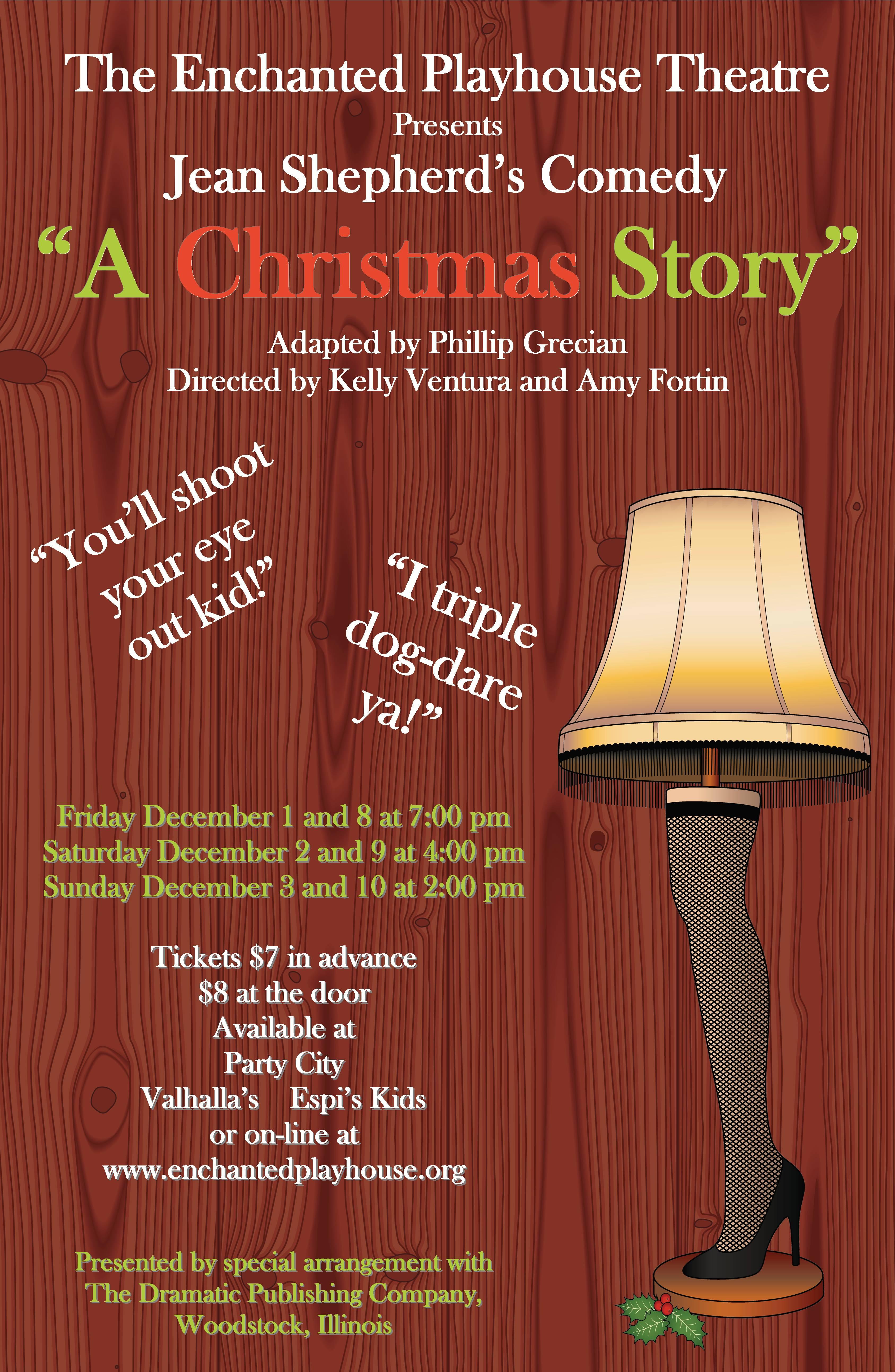 A Christmas Storyenchanted