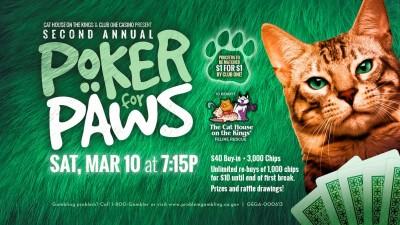 cat house poker