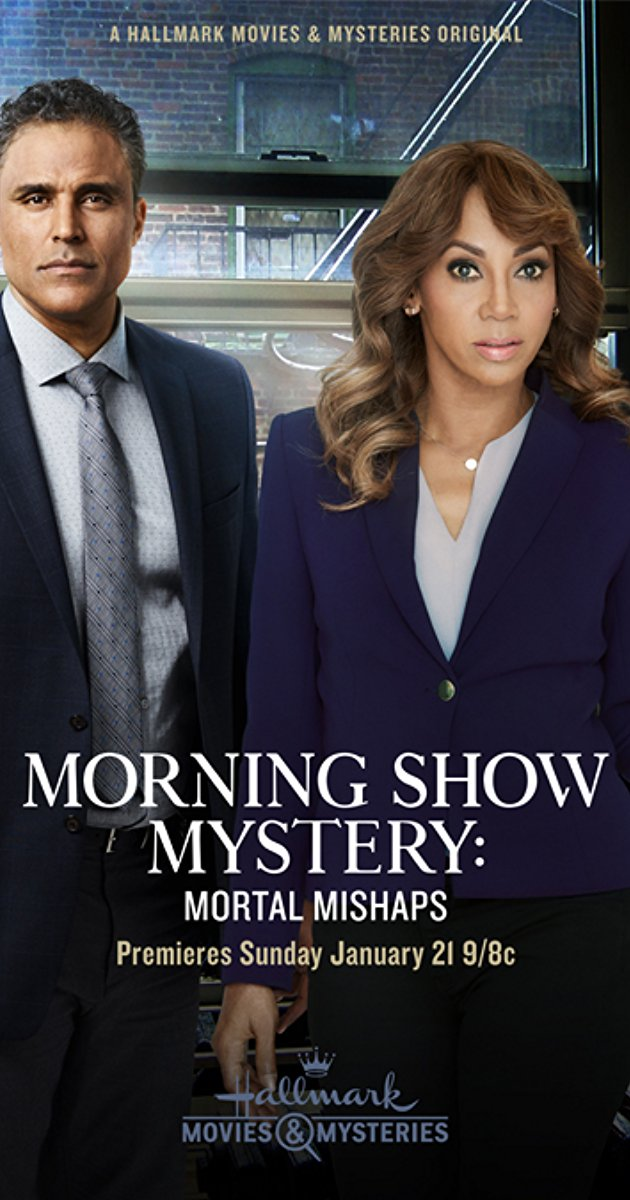 morning show mystery mortal mishaps on hallmark movies mysteries kings river life magazine. Black Bedroom Furniture Sets. Home Design Ideas