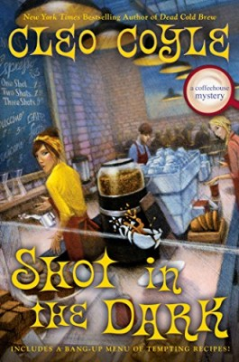 coffeehouse mystery book cover