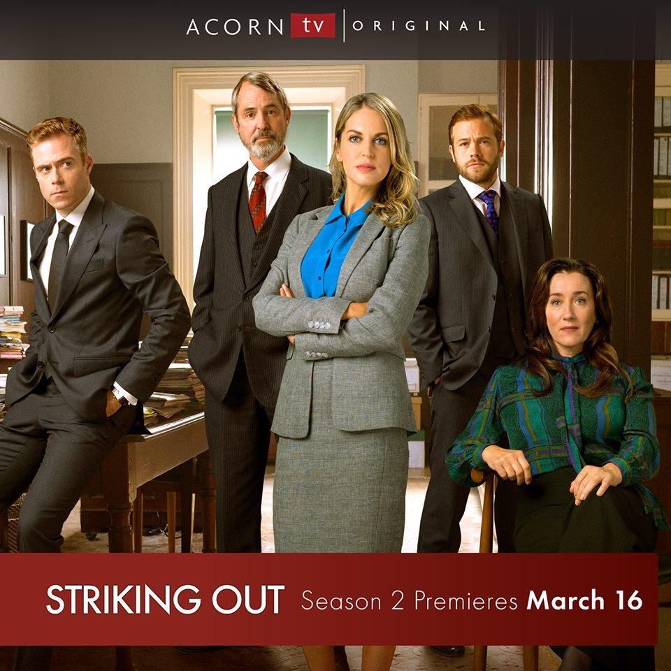 Striking Out Season Two An AcornTV Original | Kings River