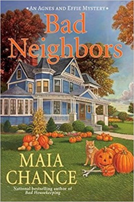 bad neighbors mystery book cover