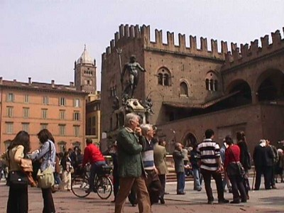 travel bologna
