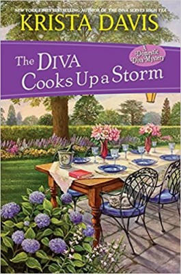 diva cooks up astorm mystery