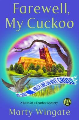 farewell my cuckoo mystery book cover