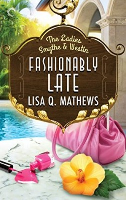 Fashionable Late mystery book cover