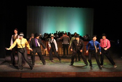 guys and dolls dance number