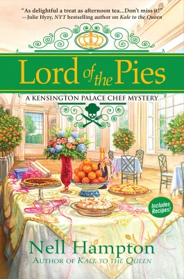 Lord of the Pies book cover