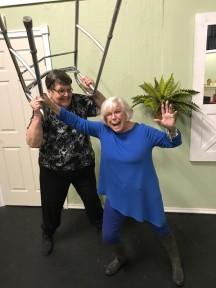 Nana's naughty knickers in visalia