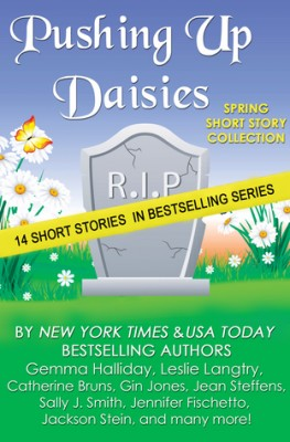 pushing up daisies book cover