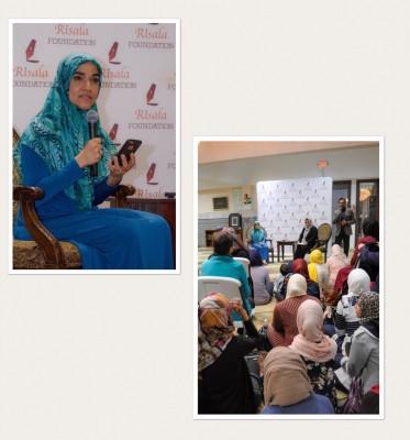 Dalia Mogahed an American scholar