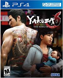yazuka6 the song of life cover