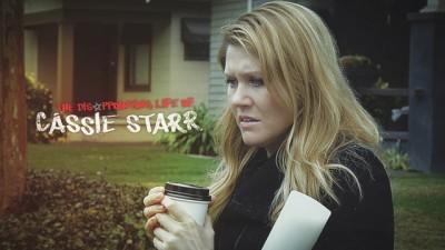 Cassie Starr Poster