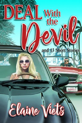 deal with the devil mystery book cover