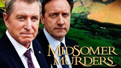 midsomer murders TV