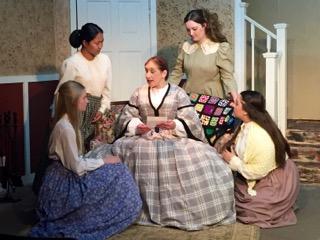 little women theatre