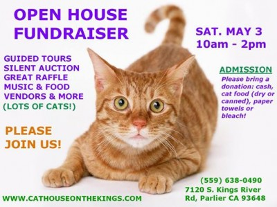 a spring open house l