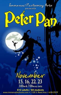 Peter Pan poster2
