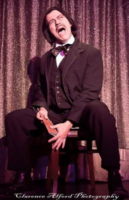 Duffy as Poe