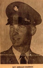 Sgt. Herman Huebner