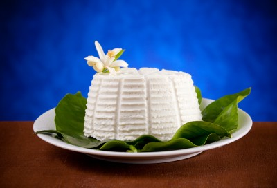 A typical Italian Dairy Product - Ricotta