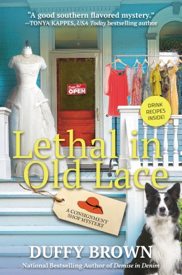 Lethal in Old Lace book cover