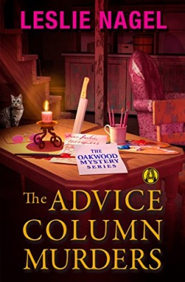 The Advice Column mystery book
