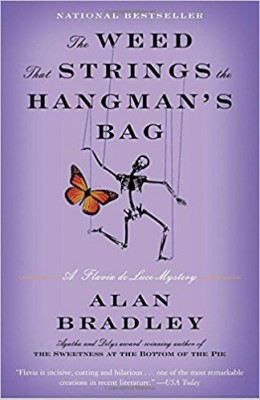 The Weed that Strings the Hangman's Bag book cover