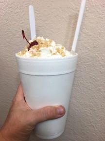 Big Mama's milk shake