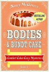 bodies and bundt cake mystery book cover